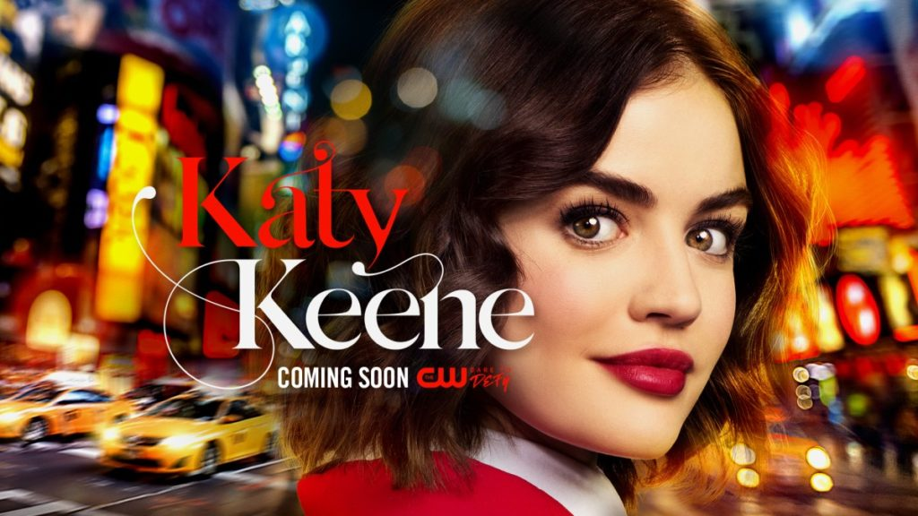 "NYC : MEN for the CW Series ""Katy Keene!"""