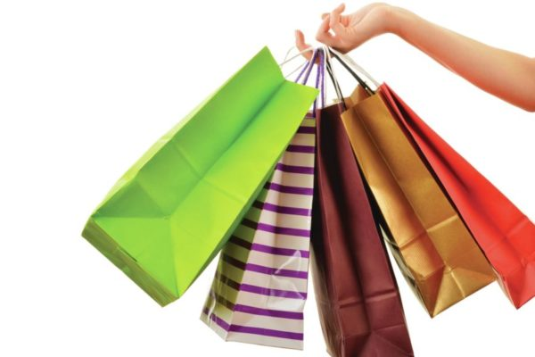 Bentonville : Families for shopping commercial video
