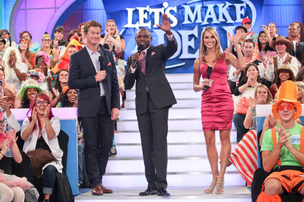 "California : Male/Female, Ages 20/80 for a reality TV ""Let's Make A Deal"""