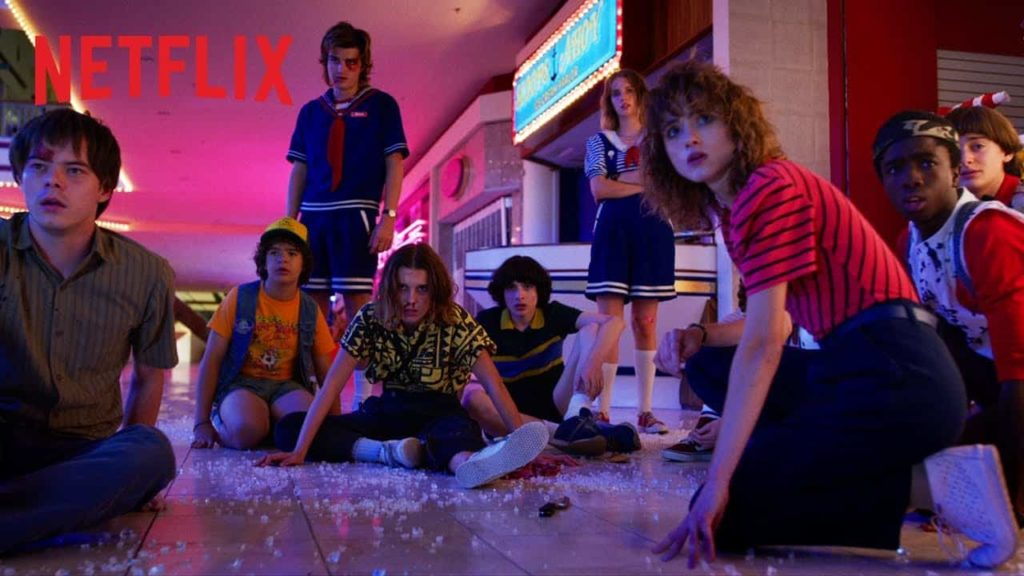 Atlanta: Male/Female, Ages 13/17 for Stranger Things season 4