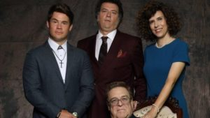 Charleston: Male/Female, Ages 18/90 for season 2 of the Righteous Gemstones